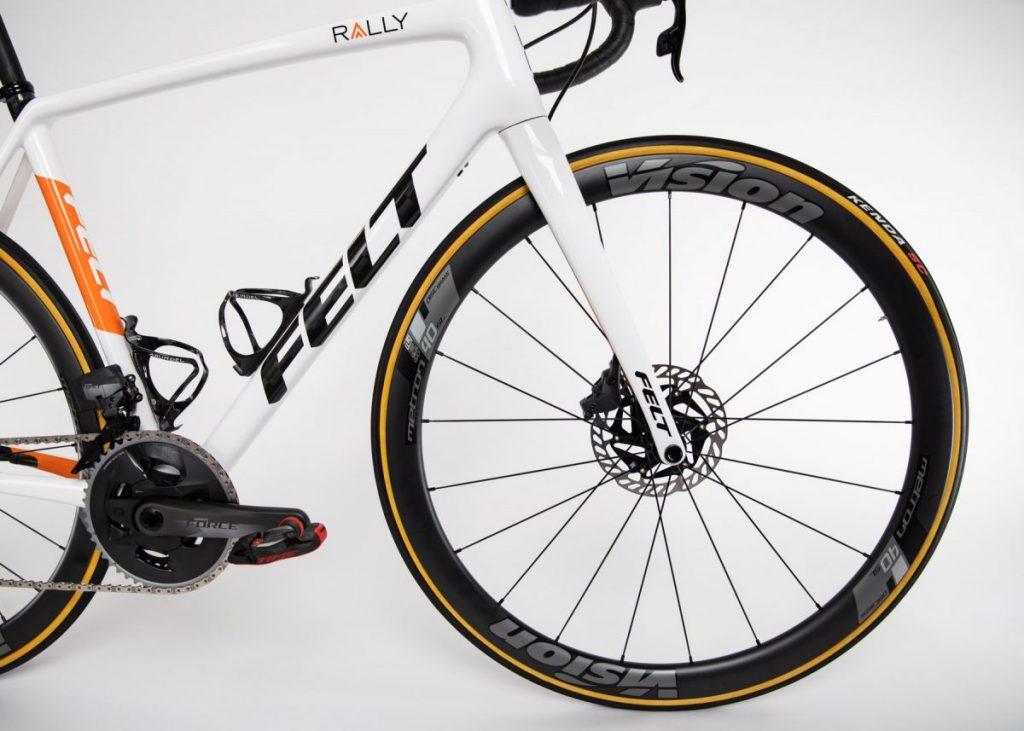 Roues Vision Metron 40 Vélos Équipes Pros 2020
