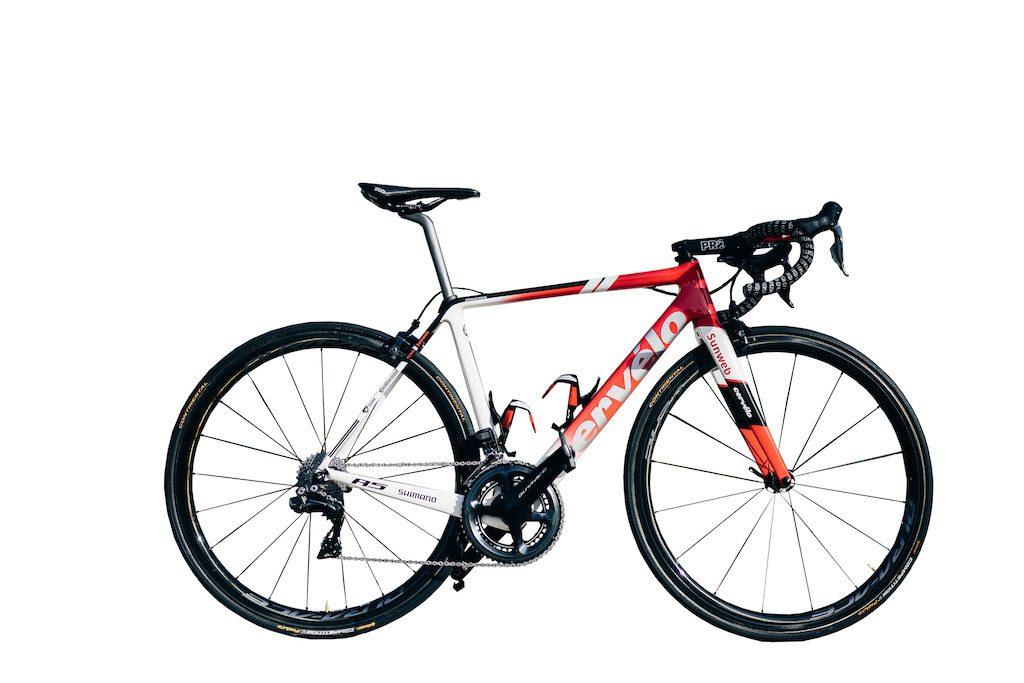 Cervélo R5 l'alternative au S5 Vélos Équipes Pros 2020