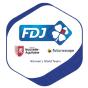 Logo FDJ- Nouvelle Aquitaine- Futuroscope