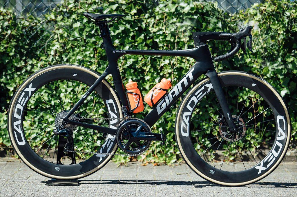 CCC-Team Giant Propel Advanced SL Vélos Équipes Pros 2020