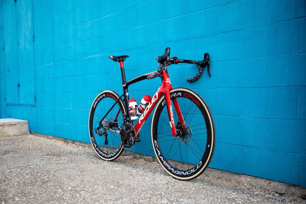 Ridley Lotto Soudal Vélos Équipes Pros 2020 Noah Fast Disc