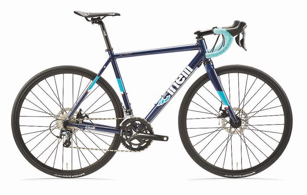Cinelli Semper vélo d'hiver