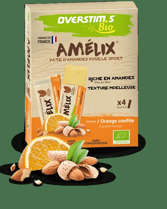 Overstim's Amelix Bio Orange Confite