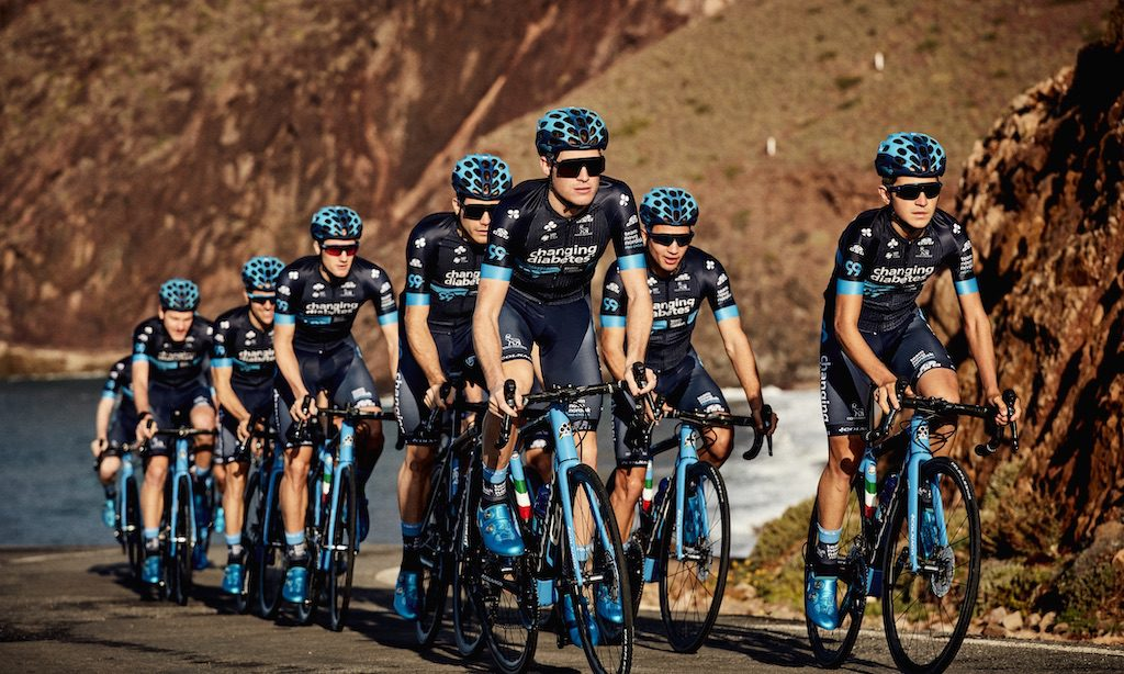 Team Novo Nordisk Colnago Vélos Équipes Pros 2020