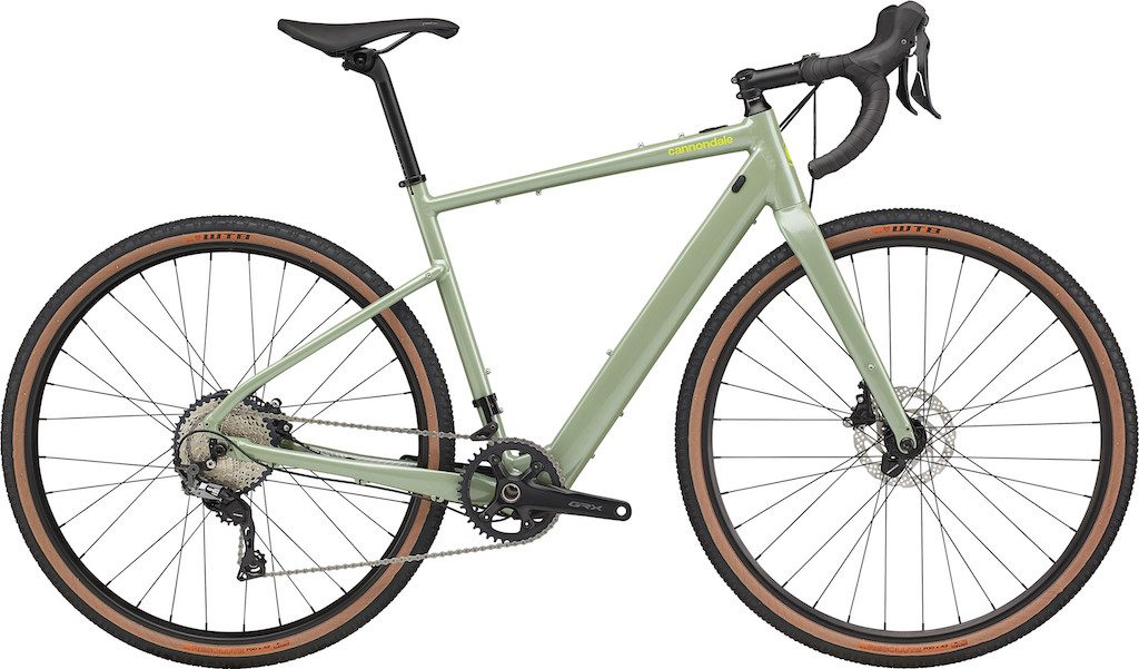 2021 Cannondale Tostone Neo SL X35