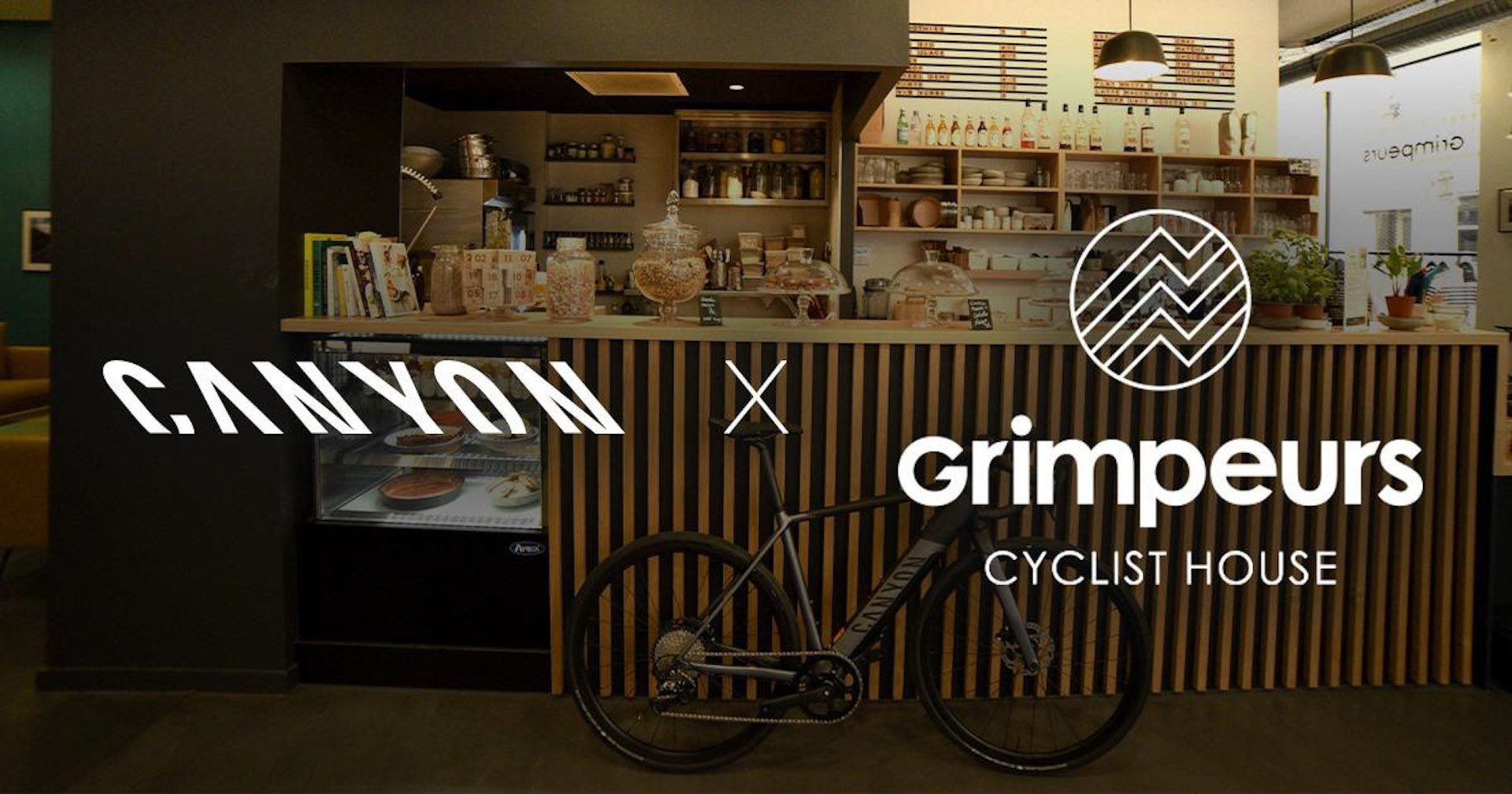 Canyon Grimpeurs Cyclist House
