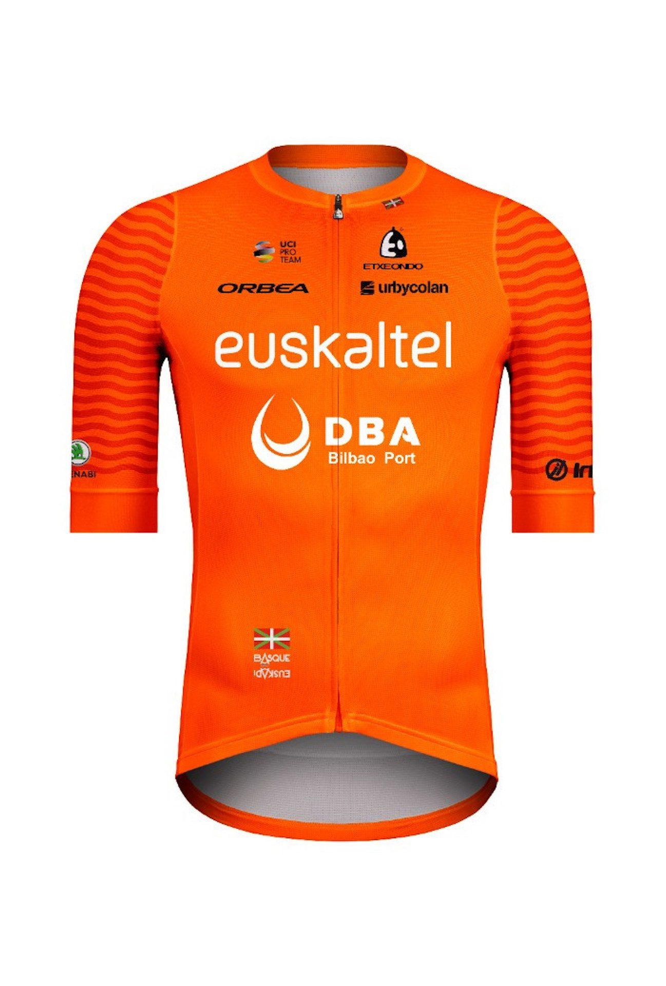 Euskaltel-Euskadi 2021 Orbea