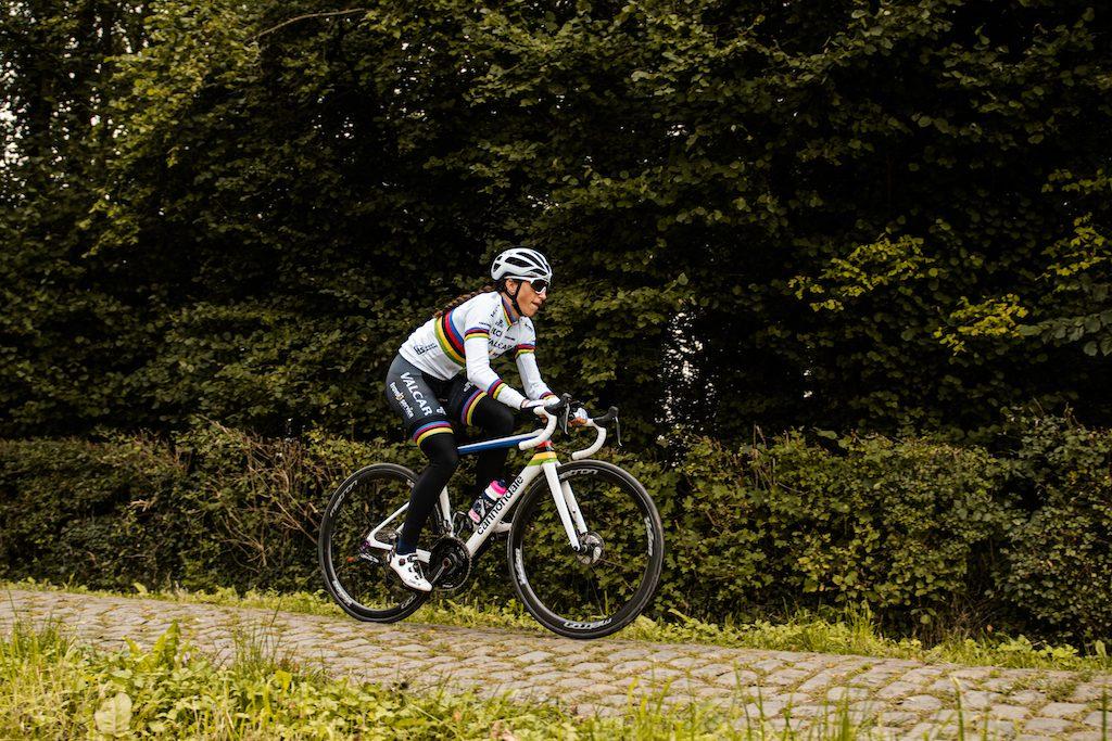 2021 Cannondale Elisa Balsamo Paris-Roubaix