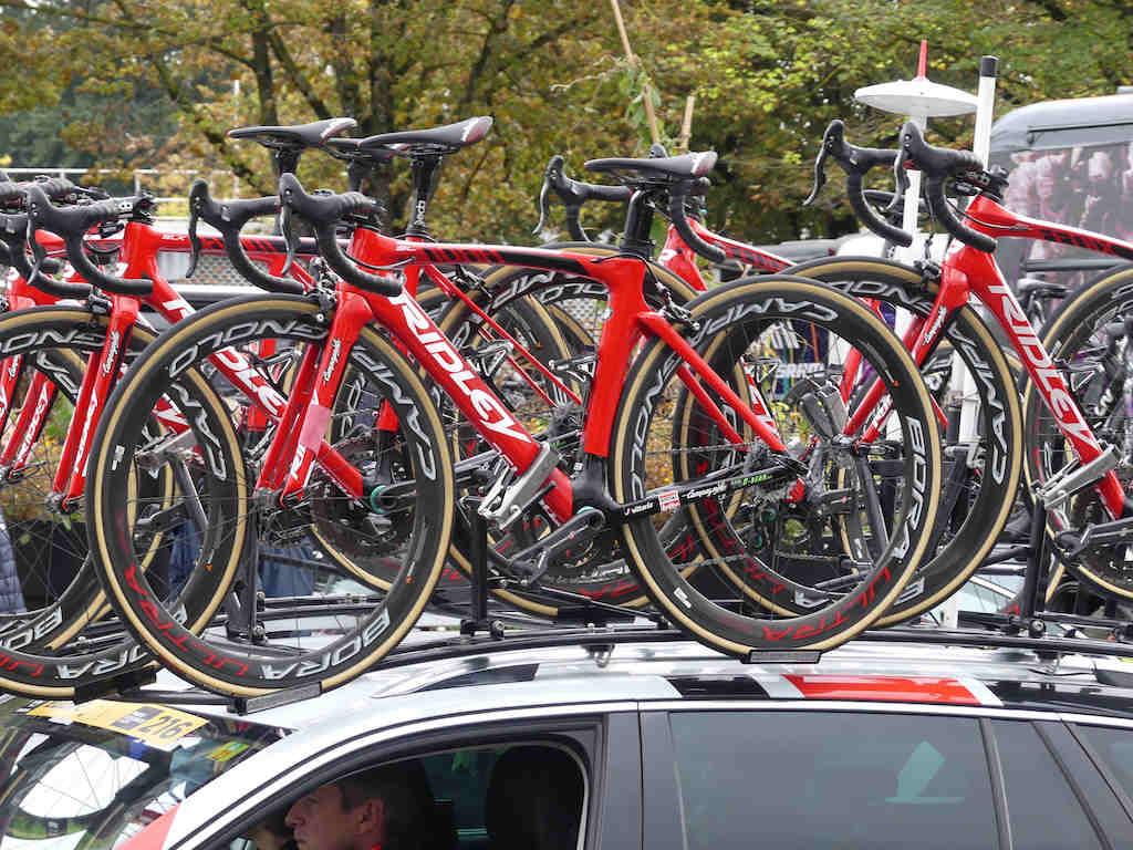 Paris-Roubaix 2021 Femmes, les vélos et matériel des concurrentes