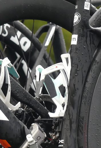 Paris-Roubaix 2021 hommes le matériel et les vélos des pros